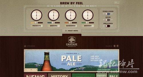 Cascade Brewery Co  http://www.cascadebreweryco.com.au/