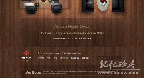 Night Owl Interactive  http://nightowlinteractive.com/#