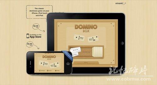 Domino Box App  http://www.domino-box.com/