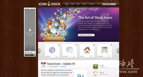 IconDock  http://icondock.com/