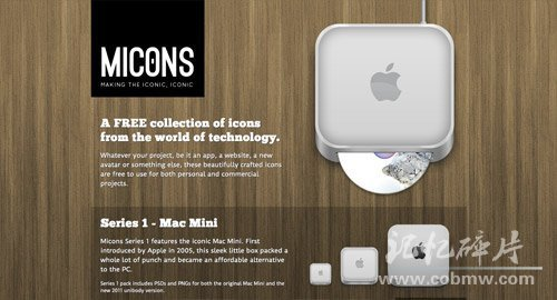 Micons  http://micons.me/