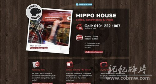 Hippo House  http://www.thehippohouse.com/